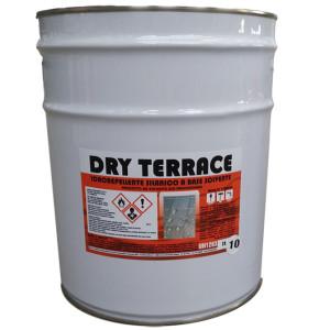Dry terrace iivela - protegge terrazze e balconi da infiltrazioni d'acqua