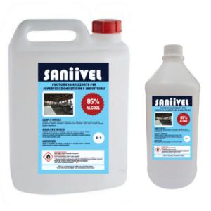 SANiiVEL - igienizzante per superfici domestiche e industriali