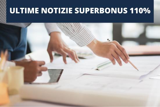 Superbonus 110%, semplificazioni
